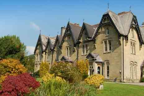 The Hall - Historic house & garden tour for 2 in Mid Wales - Save 41%