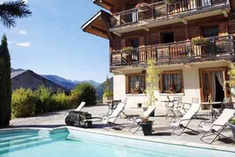 Alpine Elements - Seven night French Alps summer holiday with rafting & kayaking - Save 0%