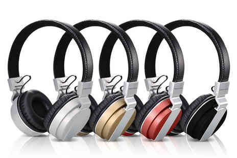 Some More - Pair of Soundz wired over ear headphones choose from four colours - Save 59%