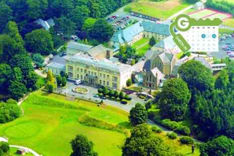 Shrigley Hall Hotel - Standard or Superior Room for 2 with Breakfast, AA Rosette Dinner and Option for Spa - Save 0%