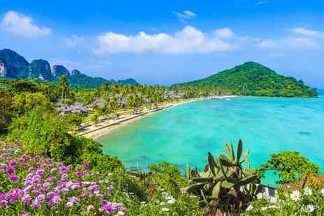 Great Pacific Travels - 10 night Thailand break to Phuket, Krabi and Phi Phi Island, including daily breakfast, return flights and ferry transfers - Save 30%