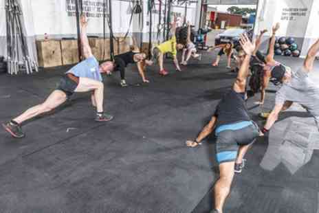 CrossFit SouthEast Witham - One Month Gym Membership - Save 60%
