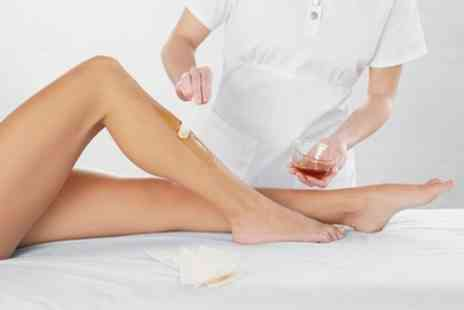 NEMUA The Beauty Lounge - One Hour Waxing Package - Save 55%