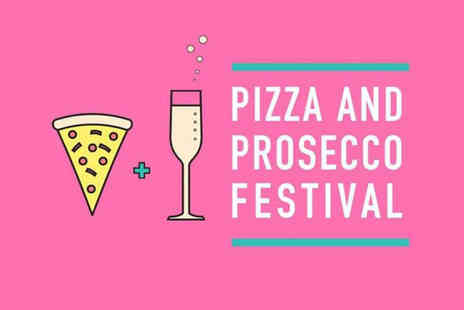 Foreverland - VIP ticket to the Pizza & Prosecco Festival at a choice of dates and locations across the UK - Save 54%