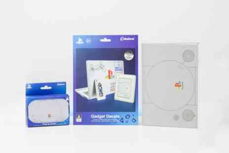 Groupon Goods Global GmbH - Paladone Sony PlayStation Gift Bundle - Save 0%