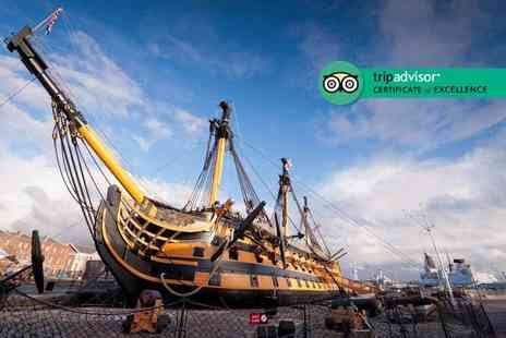Portsmouth Historic Dockyard - Adult annual all attraction pass to Portsmouth Historic Dockyard - Save 37%