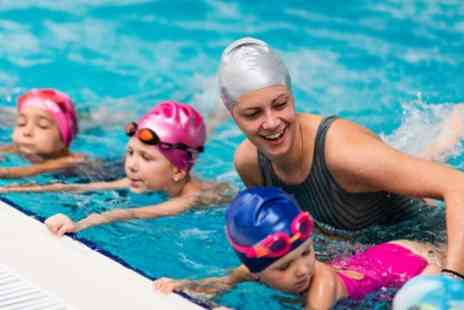 Kingfisher Swim School - One Month Kids Swimming Lessons - Save 55%