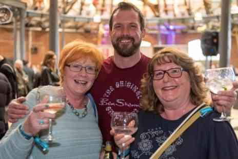 Gin And Rum Festival - One afternoon or evening ticket with optional one or two cocktails to Gin and Rum Festival on 15 To 16 June and 7 To 8 September - Save 30%