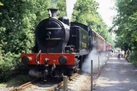 Avon Valley Railway - One child, concession, adult or a family ticket to Avon Valley Rail on 9 or 10 June - Save 50%
