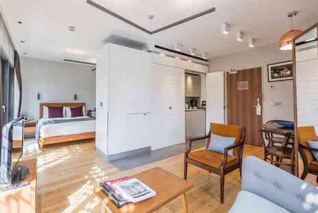 Town Hall Hotel & Apartments - Five Star Cutting Edge Design Suites For Two in Trendy East London - Save 66%