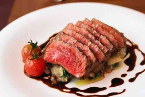 The Fox and Hounds Restaurant & Bar - Chateaubriand meal & bubbly for 2 at charming inn - Save 32%