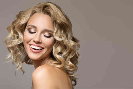 Lulus Hair Boutique - Half head of highlights or full head of colour with a wash, cut and blow dry - Save 57%