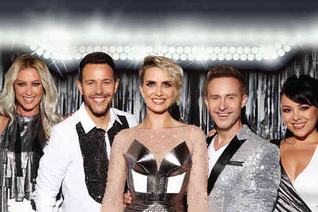 AEG Presents - Bronze, silver or gold standing ticket to the Grandslam 2018, Summer of Steps Tour - Save 0%