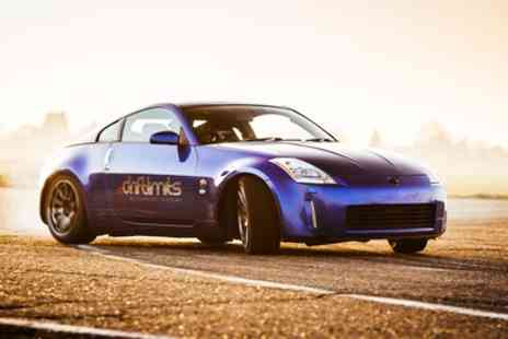 Drift Limits - Nissan 350Z Drifting Experience for One or Two - Save 47%