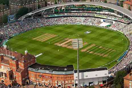 Kia Oval - Kia Oval Ground Tours, Discover One of the Birthplaces of British Sport - Save 40%