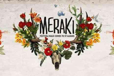 Meraki Festival - Earlybird Tickets! A Riot of Music, Activities, Fun and Laughter for the Whole Family! Day Tickets & Camping Fun! - Save 14%