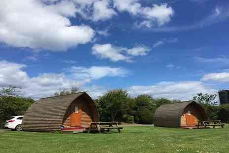Pot a Doodle Do - 2 or 3 Night Northumberland Glamping Stay - Save 59%