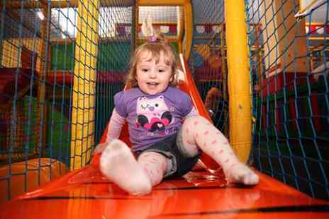 Mister Twisters - Soft Play Entry for Two - Save 42%