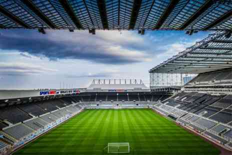 Northumbria Helis - Ultimate NUFC Fan Package - Save 31%