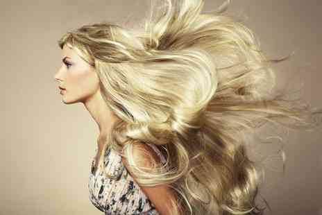 Hair Base - Cut and Blow Dry with Optional Half Head Highlights - Save 59%