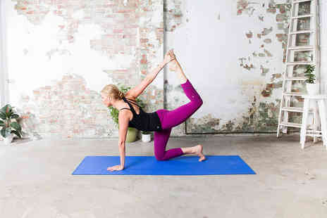 Yogaia - Three month subscription to Yogaia - Save 73%