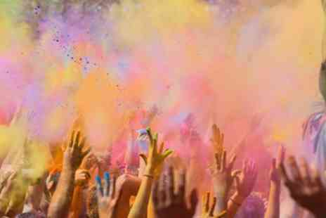 Taste and Liquor - One or two tickets to Holi Rave Colour Festival on Saturday 16 June - Save 50%