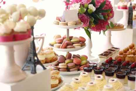 The Roman Way Hotel - Afternoon Tea with Optional Bubbly for Two or Four - Save 34%