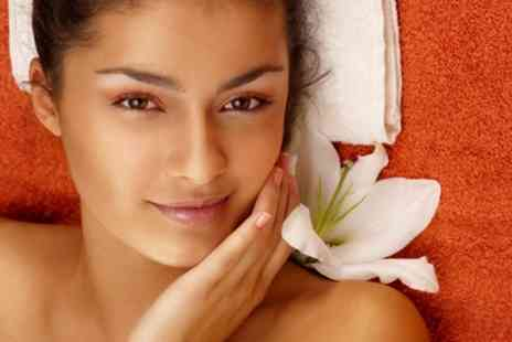 Maries Beauty - 30 Minute Express Facial and 30 Minute Back Swedish Massage - Save 34%