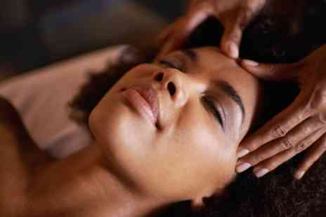 Pure Bliss Beauty Salon - Full or Half Body or Hot Stone Massage with Optional Express or Deluxe Facial - Save 50%