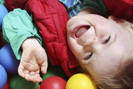 Gambado - Gambado Beckenham Half Term Day Entry, Enjoy Indoor Soft Play with Carousel Rides, Dodgems & Much More - Save 59%