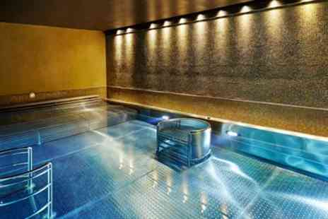 Crowne Plaza London hotel - Battersea spa treat including 2 treatments & bubbly - Save 0%