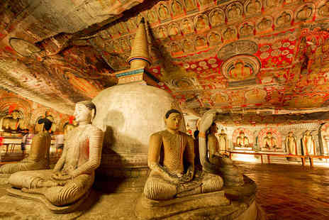 Private Sri Lanka Tour - Four Star 8, 10 or 12 Nights Immersed in Culture and Nature - Save 0%