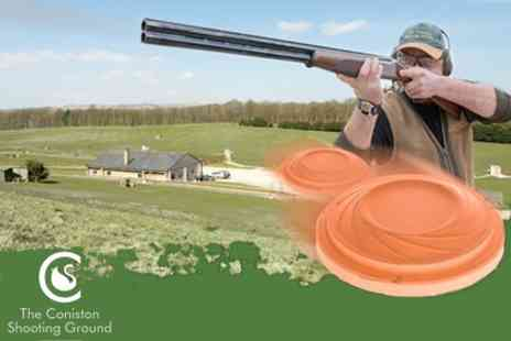 Coniston Shooting Ground - Clay Pigeon Shooting and Refreshments - Save 61%