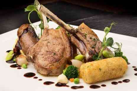 Bertrams Restaurant - Award winning 2 course meal for 2 with bubbly - Save 35%