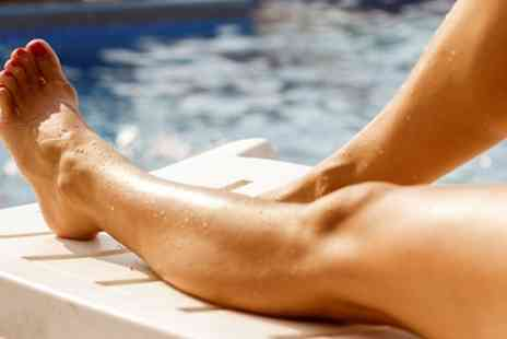 Sulase - Three Sessions of Laser Hair Removal on a Small, Medium or Large Area - Save 81%