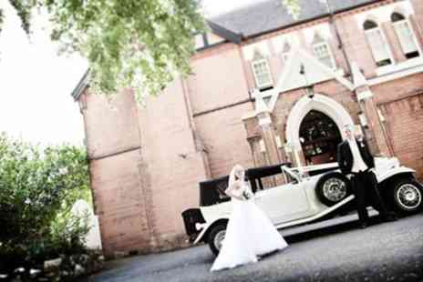 Berrow Court - Wedding Package £999 for 60 Guests - Save 68%