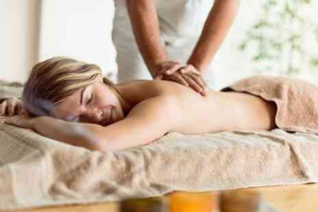 The Massage Company - Choice of 50 Minute Massage for One or Two - Save 25%