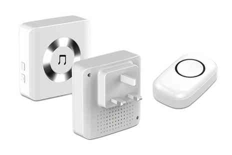 Some More - Wireless doorbell - Save 66%