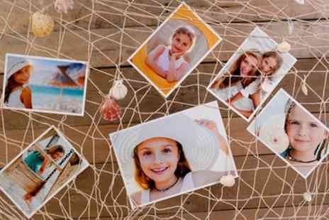 Colorland - Up to 200 Photo Prints in a Choice of Size - Save 50%