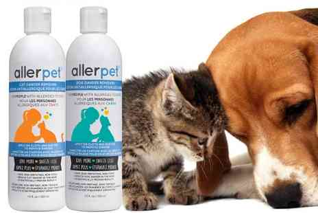 Groupon Goods Global GmbH - Allerpet Allergy Prevention for Dogs, Cats and Furry Pets - Save 0%