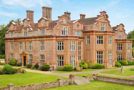 Broome Park Hotel - Four hour health club access and an afternoon tea for two people with a glass of Prosecco each - Save 68%