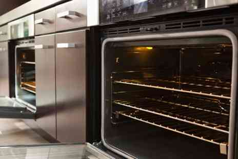 NKS Homecare - Single or Double Oven Cleaning Service and Optional Four Ring Hobs Cleaning - Save 36%