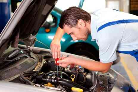 KP MOT Centre - Car Air Conditioning Inspection and Service with Re Gas - Save 0%