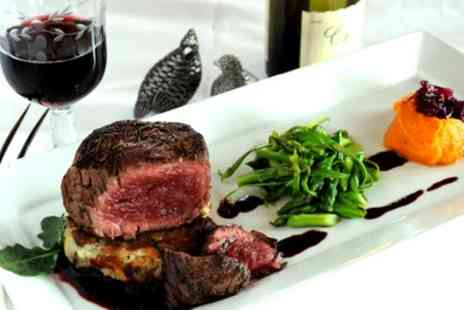 Spiga - Two Course Italian Meal with Wine for Two or Four - Save 75%