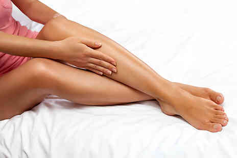 For Him & Her Beauty Clinic - Six sessions of IPL hair removal on one small, medium or large area - Save 78%