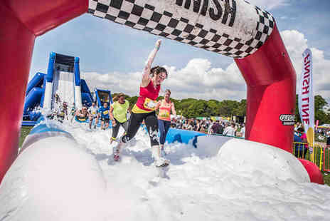 Be Gung Ho - Ticket to take part in a 5k inflatable obstacle course - Save 47%