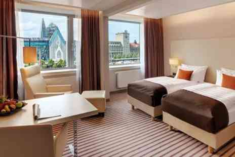 Radisson Blu Hotel - Two night city central stay in Leipzig - Save 0%