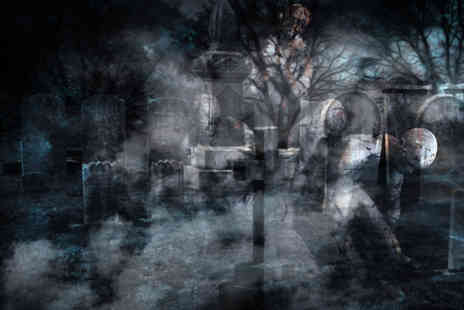 Ghosts Unlimited - Ultimate ghost adventure for two - Save 54%