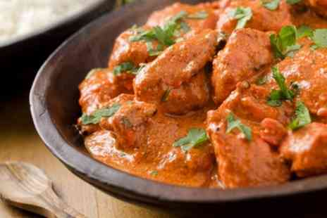 Kavils Restaurant & Bar - Indian Buffet for One or Two - Save 30%