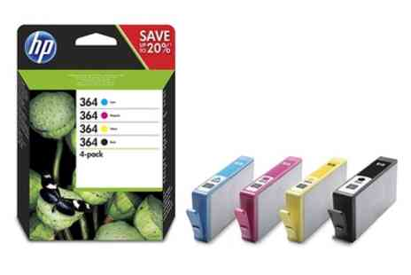 Raion - HP 364 Standard Ink Combo Bundle With Free Delivery - Save 0%
